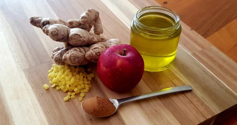 Apfelstrudel-Salbe